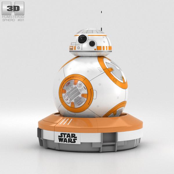 Sphero BB-8 3D model