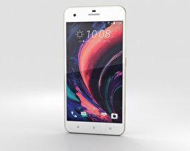 HTC Desire 10 Pro Polar White 3D model
