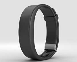 3D model of Sony Smartband 2 Black