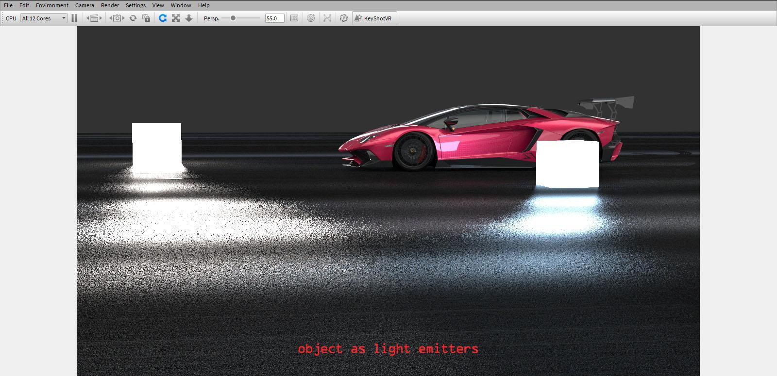 Lamborghini Aventador SV WIP