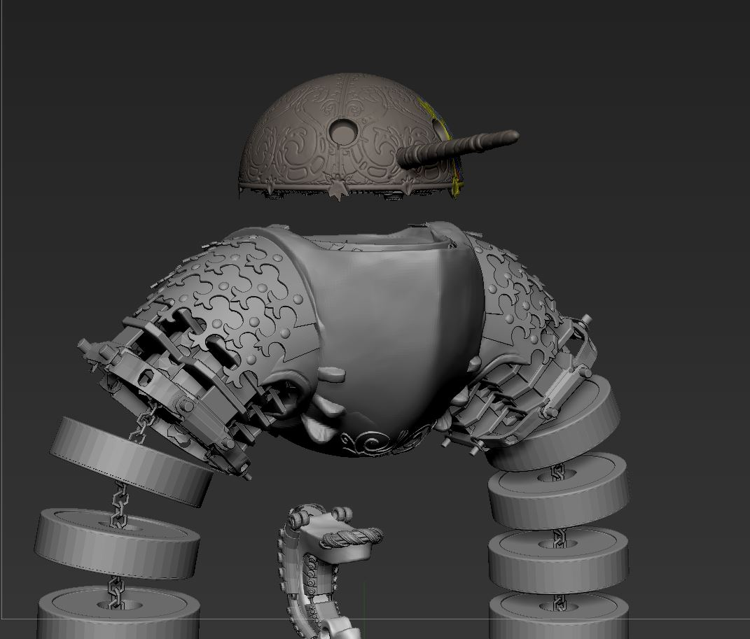 Magic Robot WIP