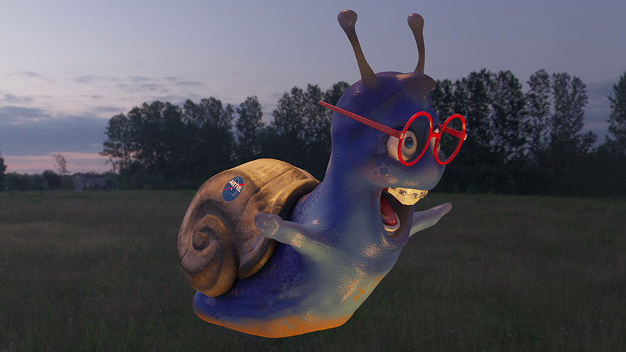 Snail Quest WIP