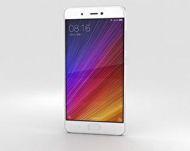 3D model of Xiaomi Mi 5s Silver