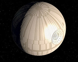 3D model of Death Star