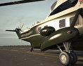 Marine One Sikorsky VH-3D Sea King 3d model
