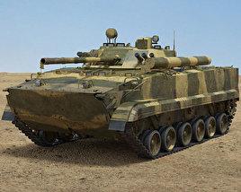 3D model of BMP-3