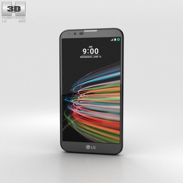 LG X Mach Titan 3D model