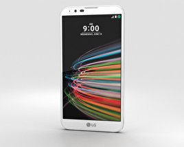 3D model of LG X Mach White
