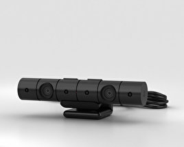 3D model of Sony PlayStation Camera
