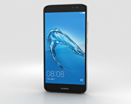 3D model of Huawei Nova Plus Titanium Grey
