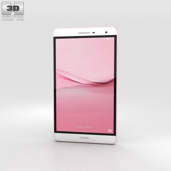 Huawei MediaPad T2 7.0 Pro Pink 3D model
