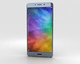 3D model of Xiaomi Mi Note 2 Silver