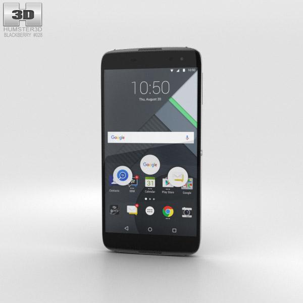 BlackBerry DTEK60 3D model