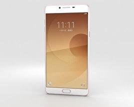 Samsung Galaxy C9 Pro Pink Gold 3D模型