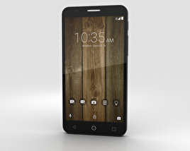 Alcatel Fierce 4 Black 3D model