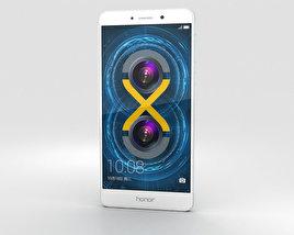 Huawei Honor 6x Blue 3D模型