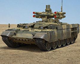3D model of BMPT Terminator