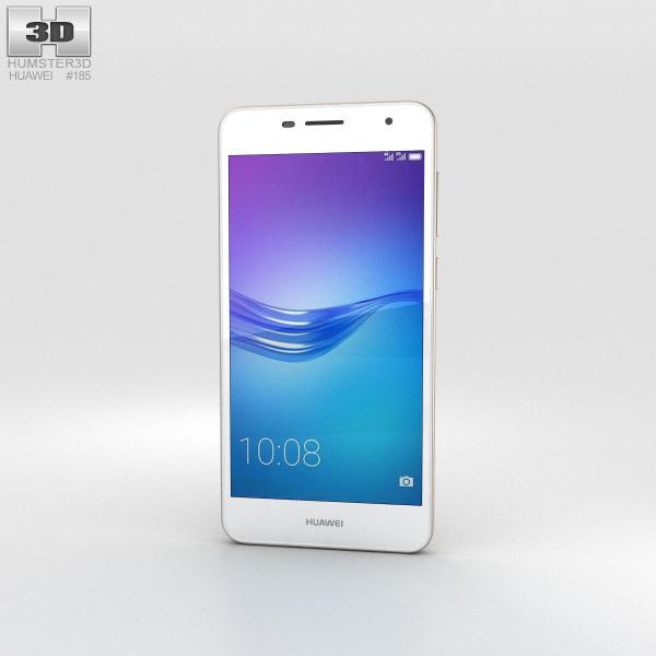 3D model of Huawei Enjoy 6 Gold