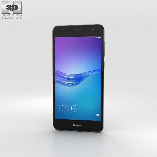 3D model of Huawei Enjoy 6 Gray