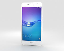 3D model of Huawei Enjoy 6 White