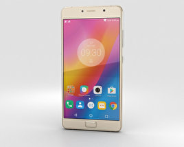 3D model of Lenovo P2 Gold