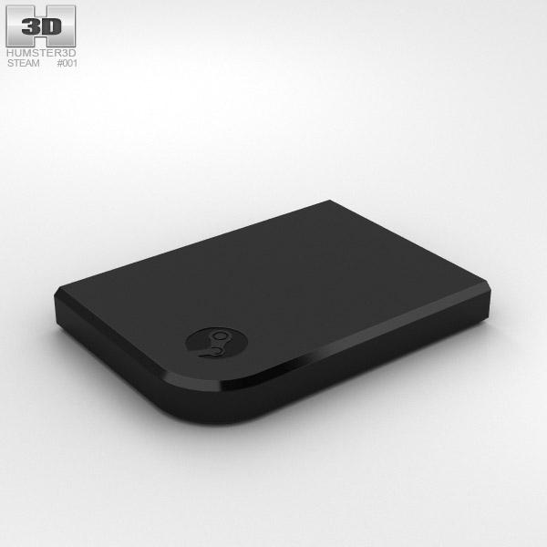 Steam Link 3D model
