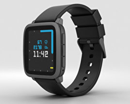 3D model of Pebble Time 2 Black