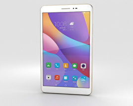 3D model of Huawei Honor Pad 2 Gold