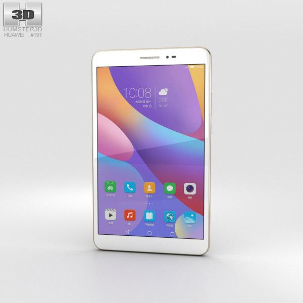 Huawei Honor Pad 2 Gold 3D model
