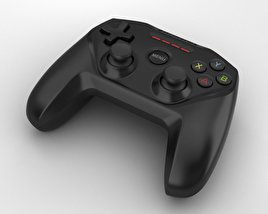 3D model of SteelSeries Nimbus Wireless Gaming Controller