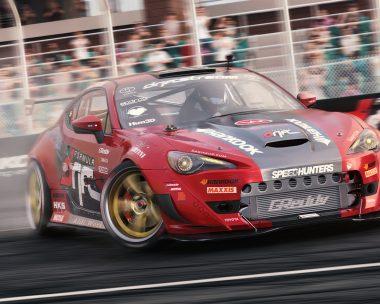 Toyota GT86 - Formula Drift