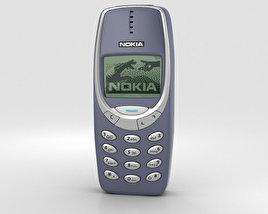 3D model of Nokia 3310