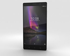 Lenovo Phab 2 Gunmetal Grey 3D model