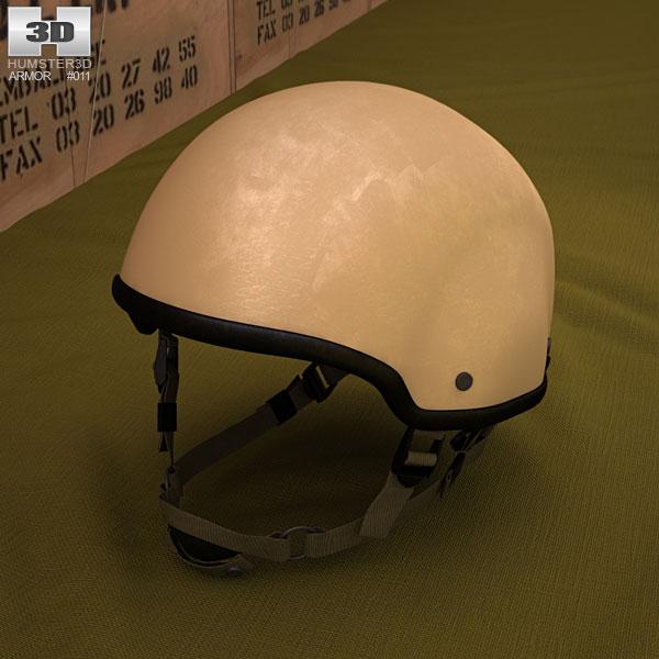 3D model of MK 7 Helmet