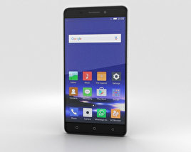 3D model of Gionee Marathon M5 Black