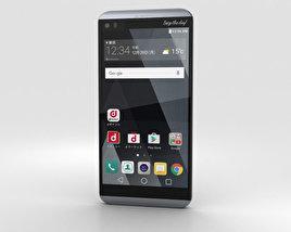 LG Docomo L-01J V20 Pro Titan 3D model