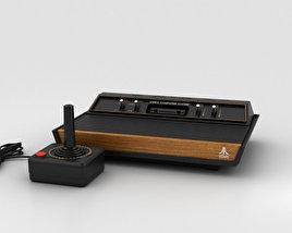 3D model of Atari 2600