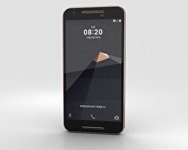 LG U Black 3D model