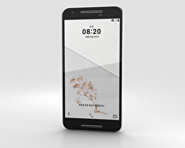 3D model of LG U White