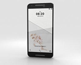 LG U White 3D model