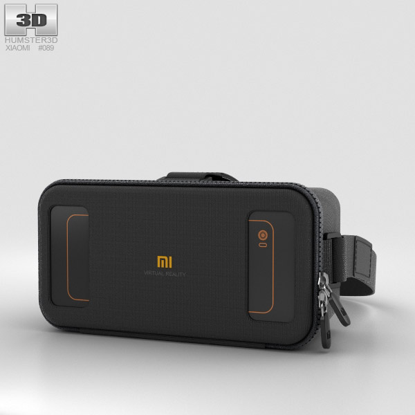 3D model of Xiaomi Mi VR