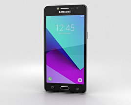 3D model of Samsung Galaxy J2 Prime Black