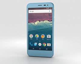 3D model of Sharp Aquos 507SH Blue