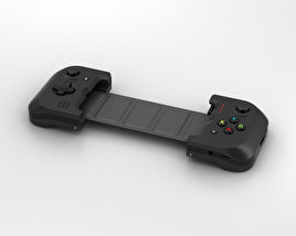 3D model of Gamevice Controller for iPhone