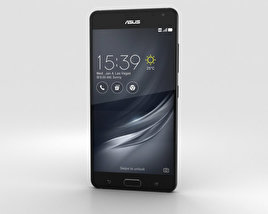 3D model of Asus ZenFone AR Black