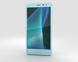 3D model of Sharp Aquos U SHV35 Blue