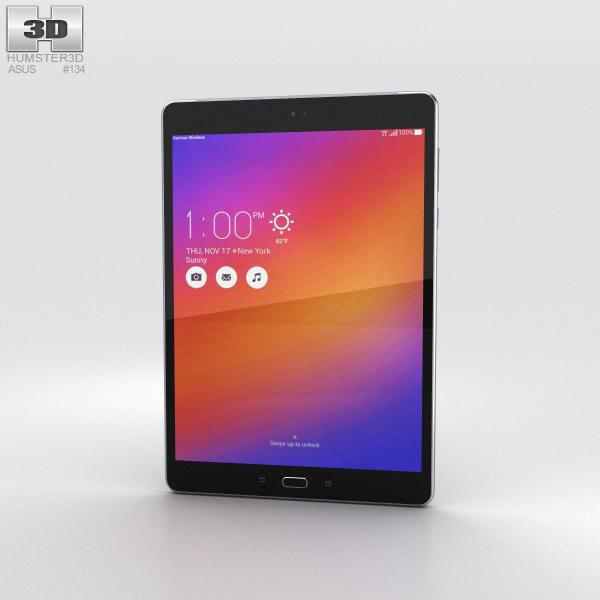 Asus ZenPad Z10 Gray 3D model