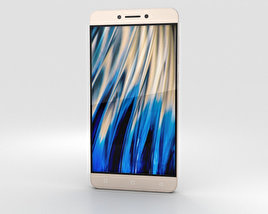 3D model of Coolpad Cool1 Gold