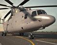Mil Mi-26 3d model