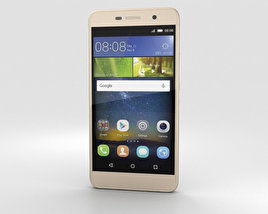 3D model of Huawei Honor Holly 2 Plus Gold
